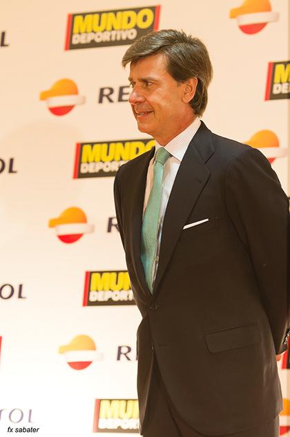 El deportista Cayetano Martínez de Irujo.