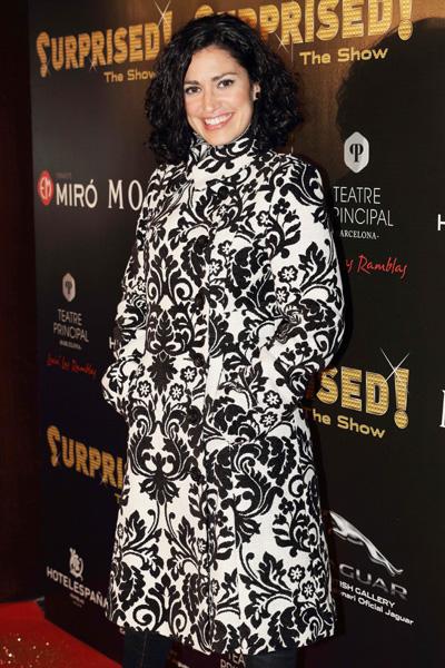 """La cantante Elena Gadel, que formó parte del jurado del exitoso programa """"Oh Happy Day"""" en TV3"""