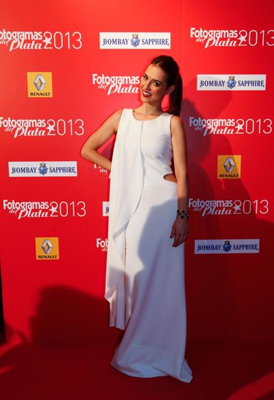 Cristina Brondo, que podemos ver en B&B, en Telecinco.