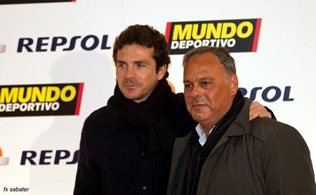 """El ex-futbolista Guillermo Amor, miembro del mítico  """"Dream Team"""" de Johan Cruyff."""