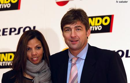 El exjugador de Básquet del Joventut de Badalona i el F.C. Barcelona.