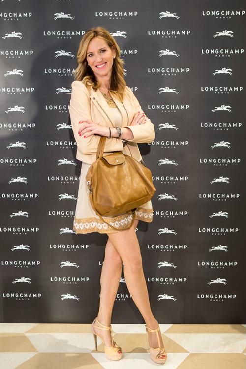 La encantadora modelo Alejandra Prat.