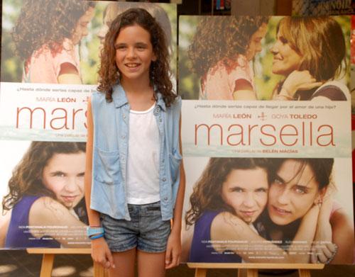 Noa Fontanals, con sólo 11 años de edad, destaca por su interpretación, llena de momentos emotivos.