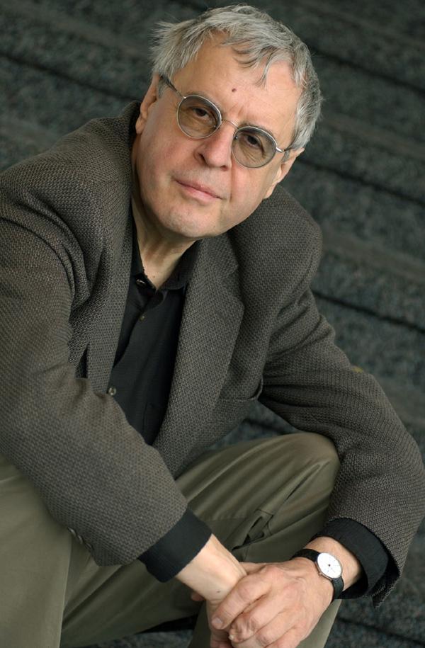 Charles Simic. Foto - Richard Drew.