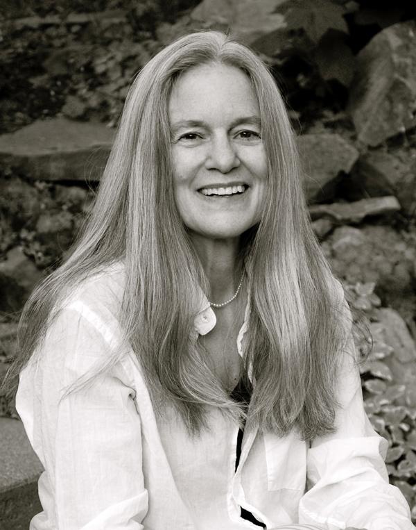 Sharon Olds. Photo - Brett Hall Jones.