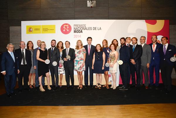 Andres Sarda Premio Nacional al dise+¦ador por Trayectoria