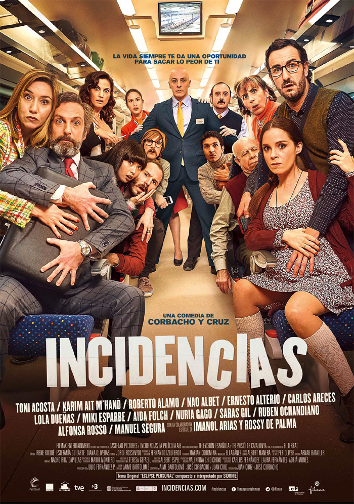 CARTEL INCIDENCIAS