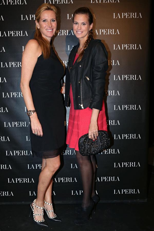 Alejandra Prat y Eva Palao
