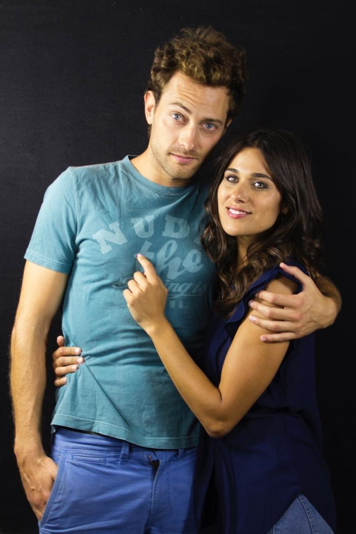 Peter Vives i Iris Lezcano