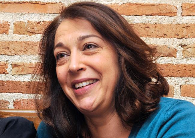 María Bouzas (foto Rafael Bravo)