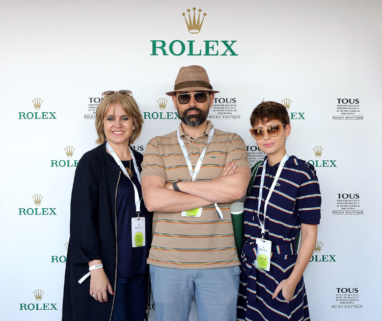 ROLEX - TOUS ROLEX BOUTIQUE_RISTO MEJIDE_LAURA ESCANES_ROSA TOUS_preview copia