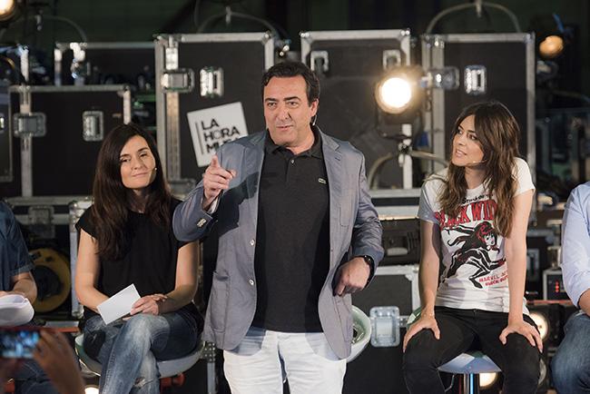 Laura Folguera, Juan Manuel Hidalgo y Maika Makovski