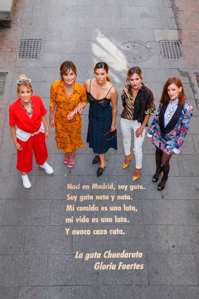 Las chicas del cable_El barrio de las letras