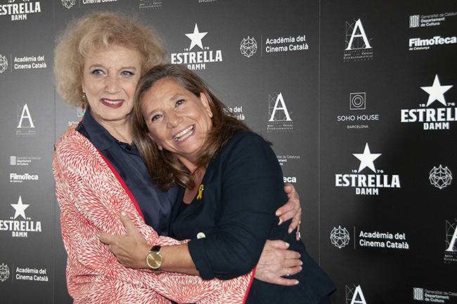 Marisa Paredes e Isona Passola