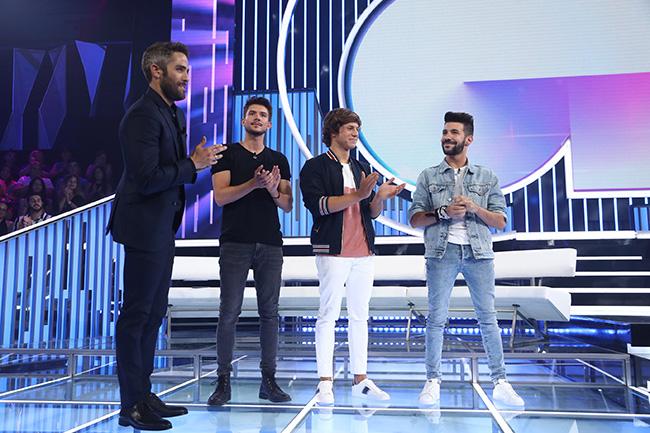 Roberto, Carlos Right, Luis y Rodrigo_Foto Irun