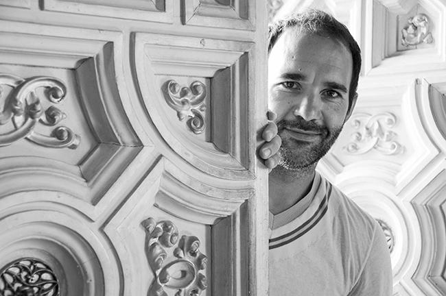 Jesús Lloveras en el Sitges Film Festival Barnafotopress