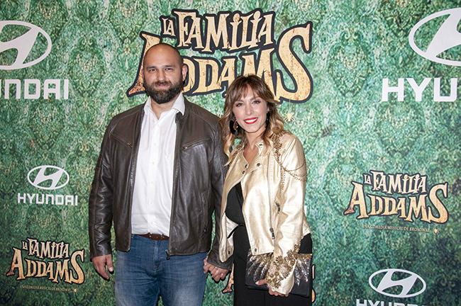 La Familia Addams Barnafotopress 3