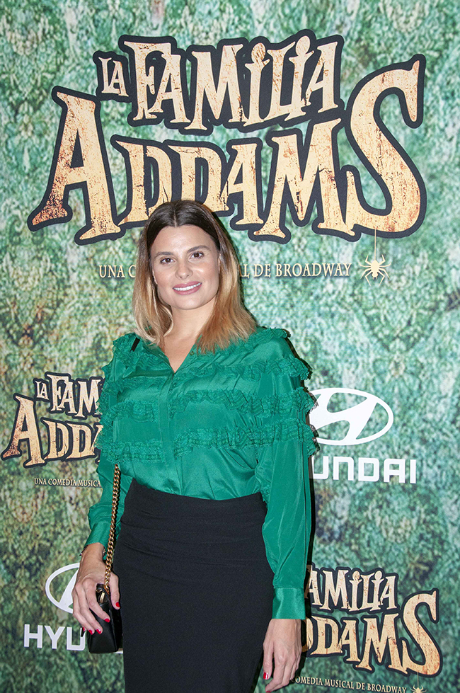 La Familia Addams Maria Lapiedra Barnafotopress