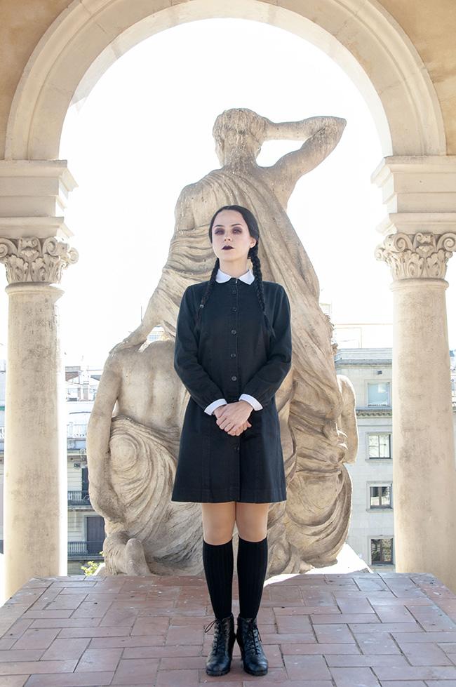 Lidia Fairen en el papel de Miércoles Barnafotopress.jpgcopia