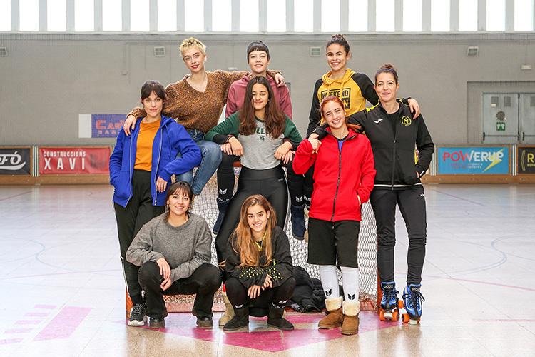 grup noies+entrenadores