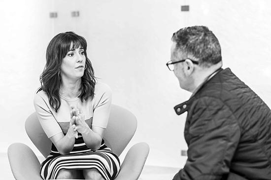 Entrevista Eva Ugarte Mira lo que has hecho Movistar Barnafotopress