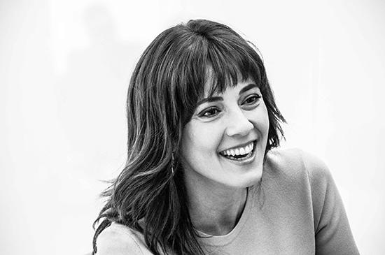 Eva Ugarte em Mira lo que has hecho una serie de Movistar entrevista Barnafotopress
