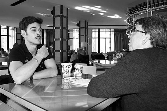 Ivan entrevista