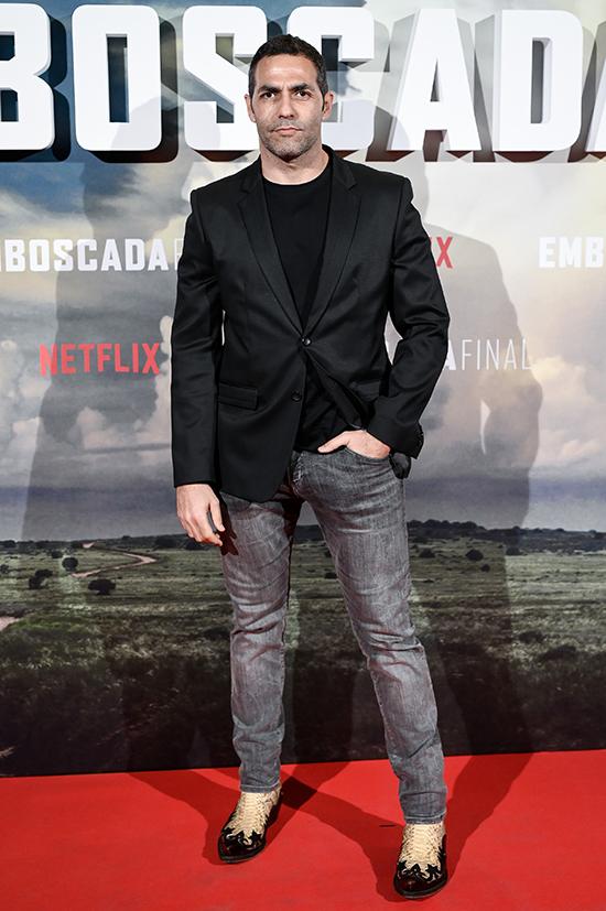 'Highwaymen' By Netflix -  Madrid Premiere