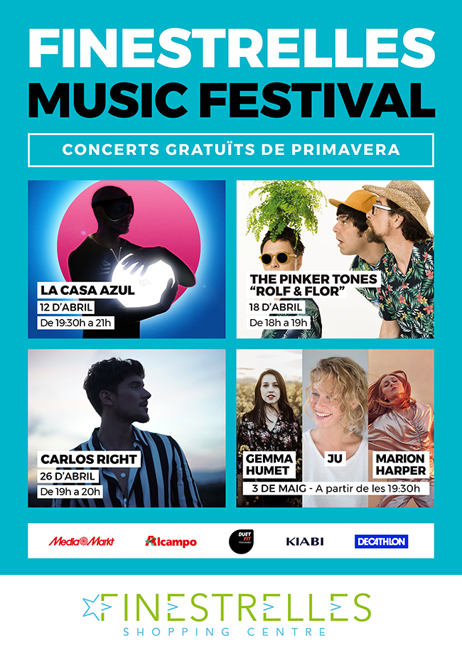 A4_SPRING MUSIC FEST_FINESTRELLES