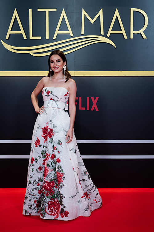 """Netflix Presents """"Alta Mar"""" Madrid Special Screening"""