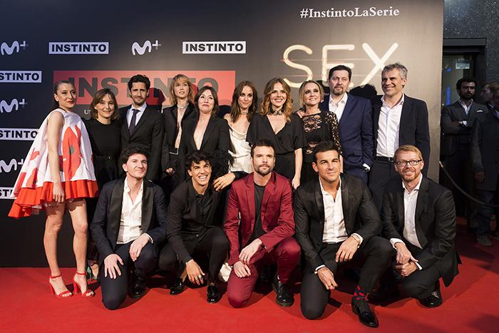 Premiere INSTINTO © Movistar+