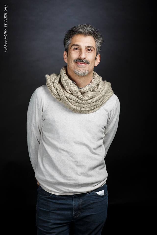 Frankie De Leonardis, el director
