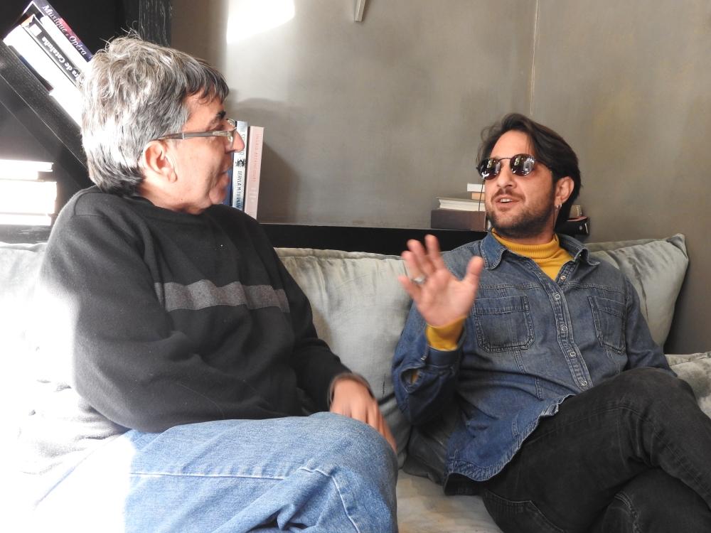francesco entrevista