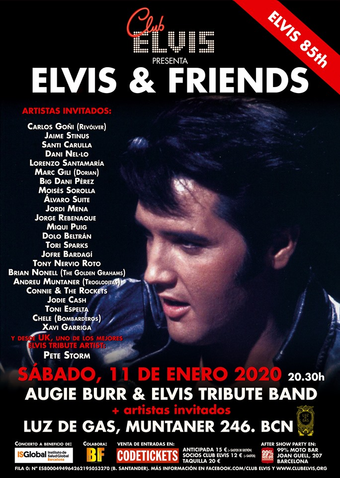 elvis and friends elvis 85