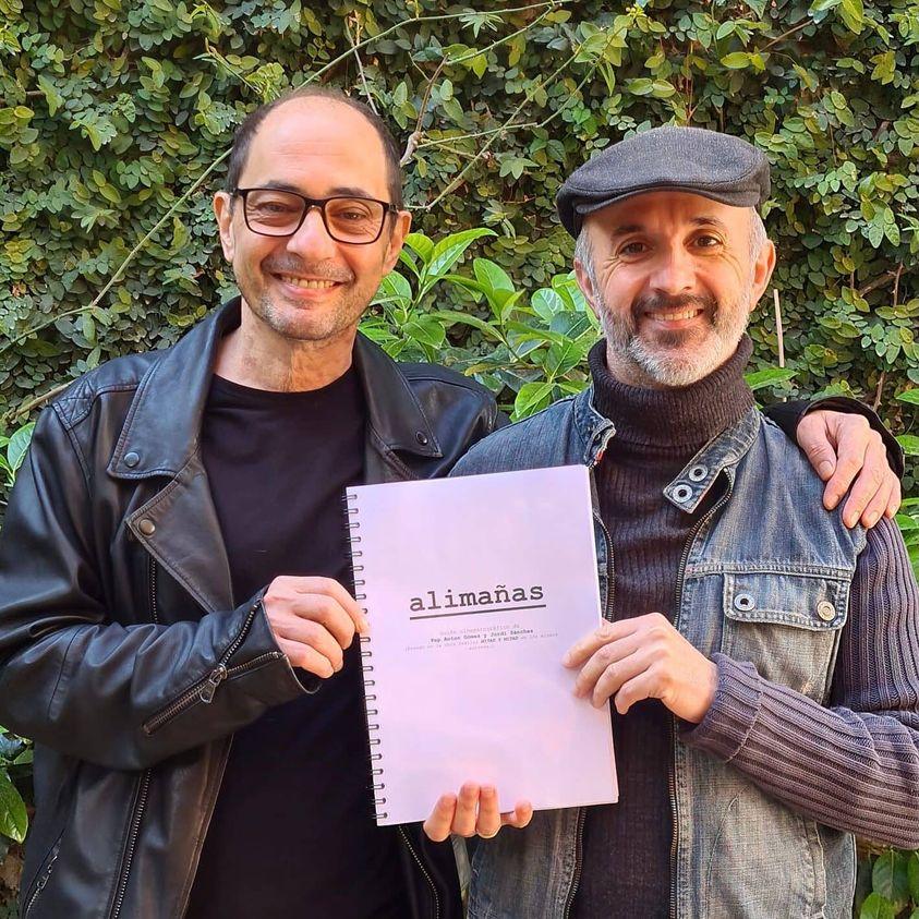 Jordi Sánchez y Pep Antón Gómez rodaran próximamente su primer largometraje  como guionistas y directores – Barnafotopress